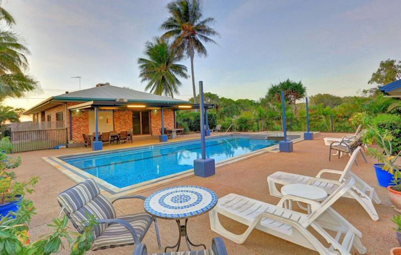 Alva Beach Tourist Park - Australia Accommodation