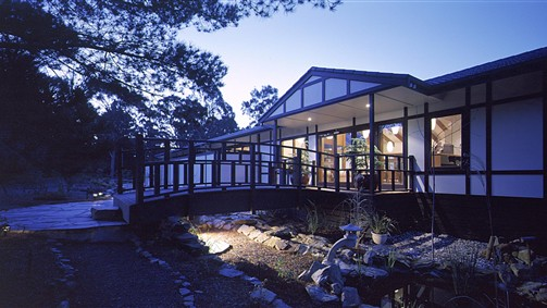 Shizuka Ryokan Japanese Country Spa  Wellness Retreat - Australia Accommodation