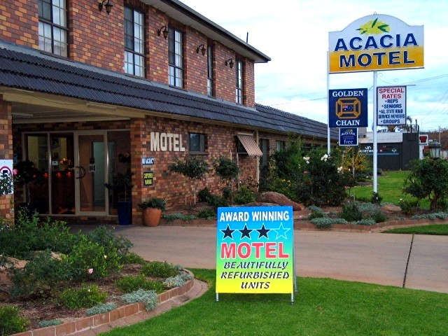Acacia Motel - Australia Accommodation