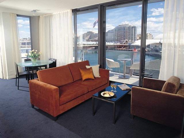 Adina Apartment Hotel Sydney Harbourside - Australia Accommodation