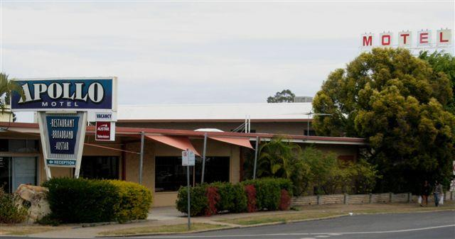 Apollo Motel - Australia Accommodation