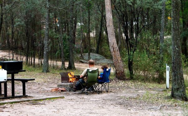 Girraween National Park Camping Ground - Australia Accommodation