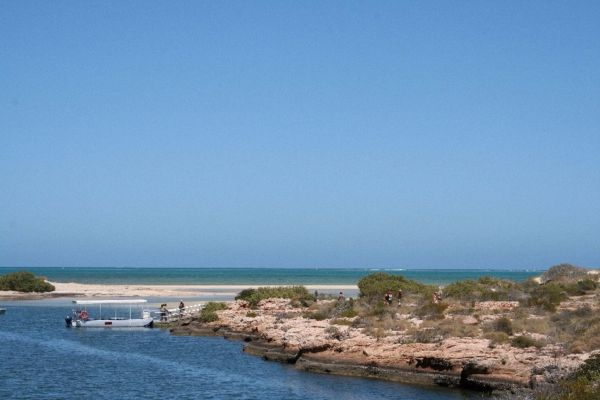 Yardie Creek Campground at Cape Range National Park - Australia Accommodation