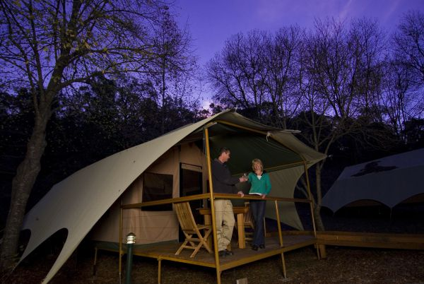 Wilderness Retreats Buchan Caves Reserve - Australia Accommodation