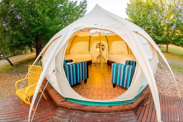 Yarra Valley Park Lane Glamping Belle Tents - Australia Accommodation