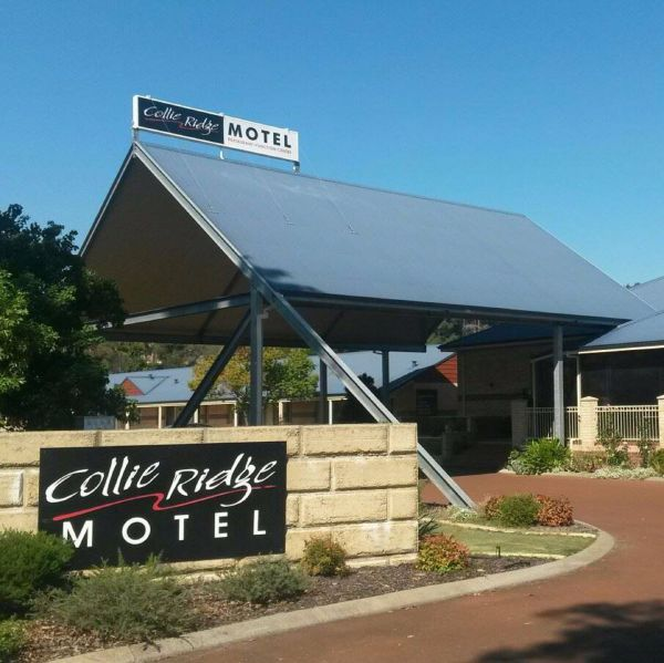 Collie Ridge Motel - Australia Accommodation