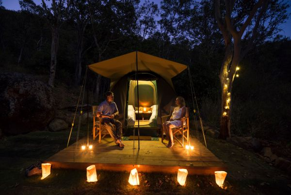 Keswick Island Camping and Glamping - Australia Accommodation