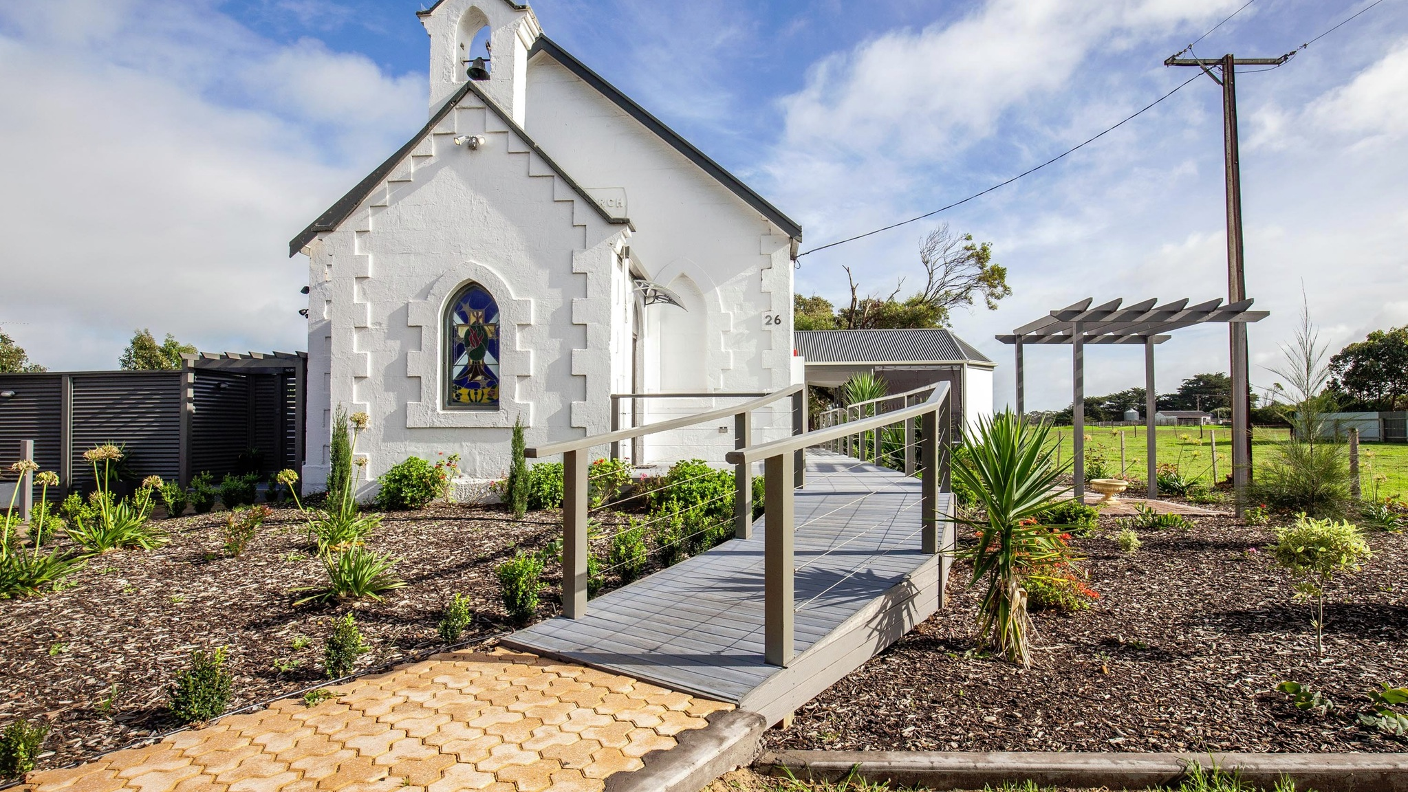 Arches of Allendale Annexe - Australia Accommodation