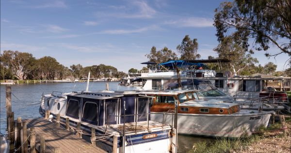 Murray Bridge Marina Camping and Caravan Park - Australia Accommodation