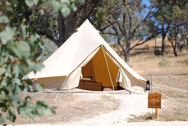 Cosy Tents - Australia Accommodation