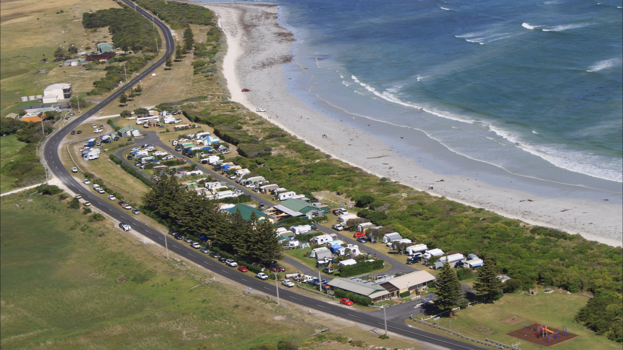 Port MacDonnell Foreshore Tourist Park - Australia Accommodation