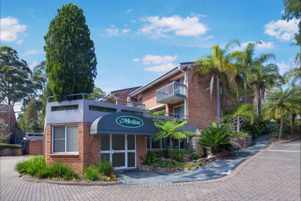 Medina Serviced Apartments North Ryde Sydney - Australia Accommodation