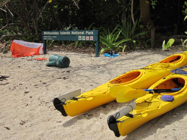 Molle Island National Park Whitsundays National Park Camping Ground - Australia Accommodation