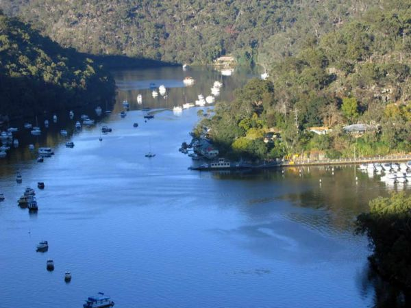 Riverside Escape on Berowra Waters - Australia Accommodation