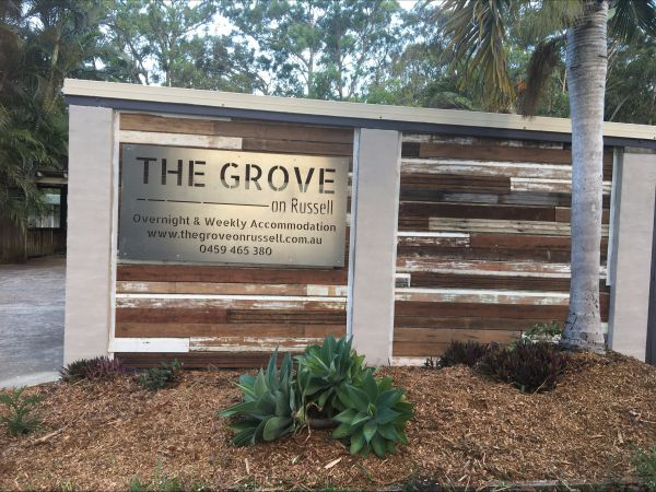 The Grove on Russell - Australia Accommodation