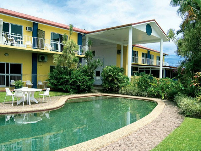 Barrier Reef Motel - Australia Accommodation