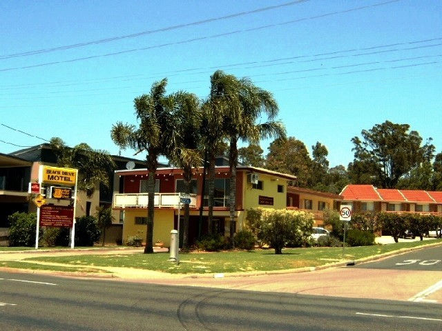Beach Drive Motel - Australia Accommodation