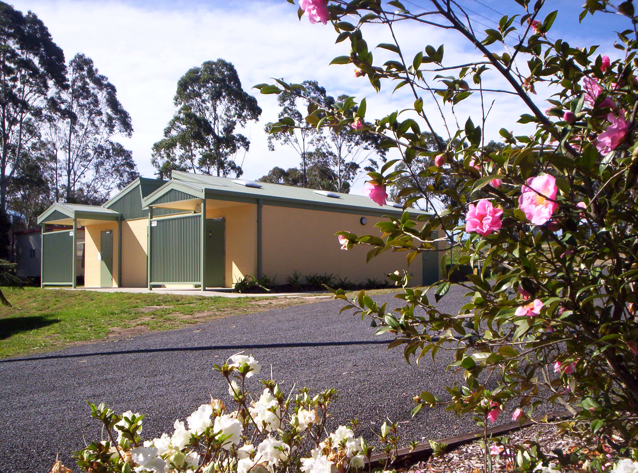 Bega Caravan Park - Australia Accommodation