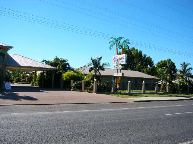 Biloela Palms Motor Inn - Australia Accommodation
