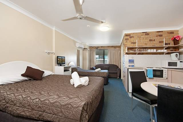 Byron Bay Side Central Motel - Australia Accommodation