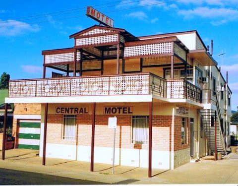 Central Motel - Australia Accommodation