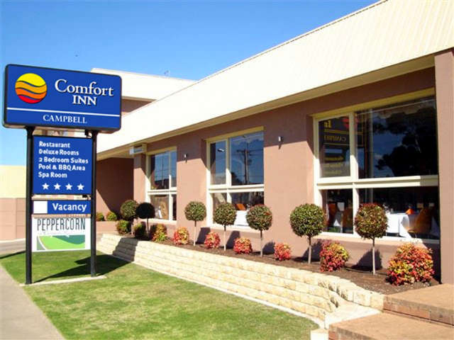 Comfort Inn Campbell - Australia Accommodation