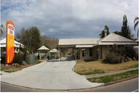 Country Roads Motor Inn - Gayndah - Australia Accommodation