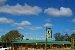 Deniliquin Country Club Motor Inn - Australia Accommodation