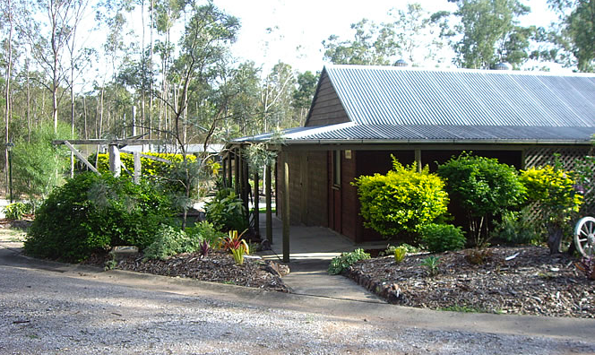 Barambah Bush Caravan  Camping Park - Australia Accommodation