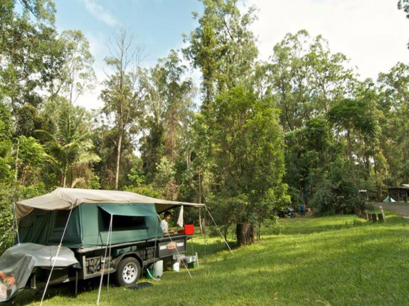 Sheepstation Creek campground - Australia Accommodation