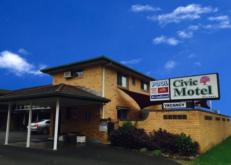 Civic Motel Grafton - Australia Accommodation