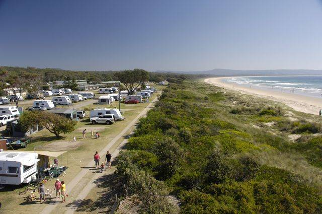 Discovery Holiday Parks - Pambula Beach - Australia Accommodation