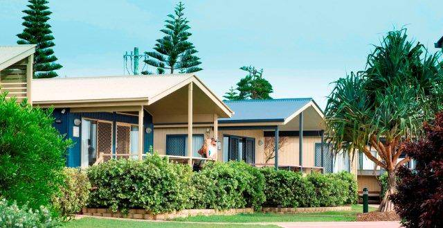First Sun Holiday Park - Australia Accommodation