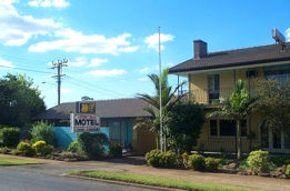 Flying Spur Motel - Australia Accommodation