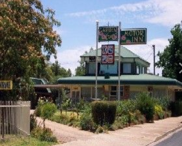 Garden Court Motor Inn - Australia Accommodation