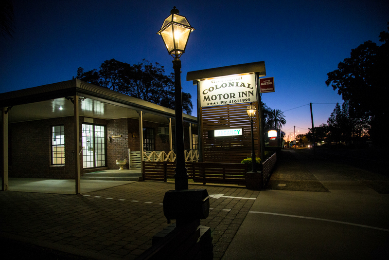 Gayndah Colonial Motor Inn - Australia Accommodation
