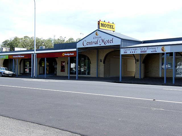 Gin Gin Central Motel - Australia Accommodation