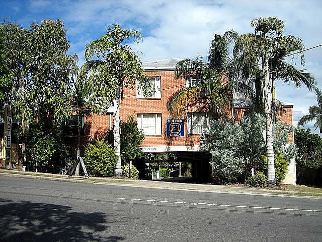 Greenslopes Motor Inn - Australia Accommodation