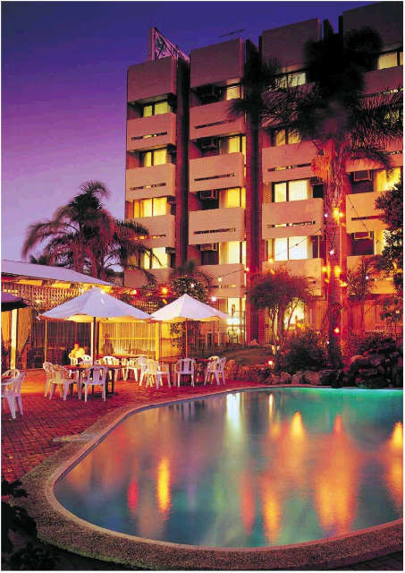 Indian Ocean Hotel - Australia Accommodation