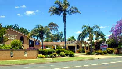 Jacaranda Place Motor Inn - Australia Accommodation