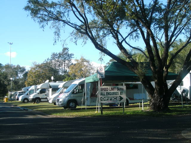 Lismore Centra Tourist Park - Australia Accommodation