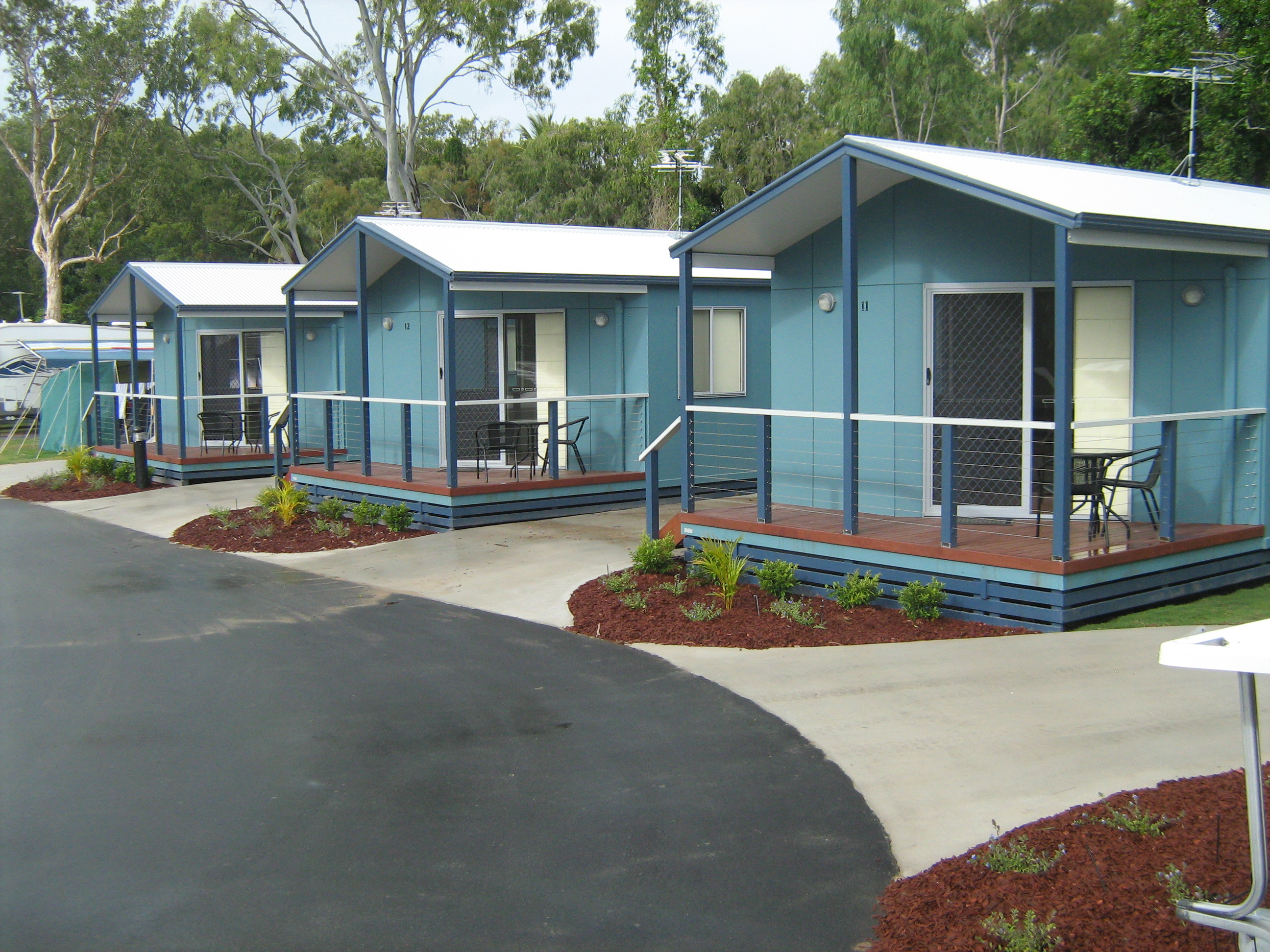 BIG4 Mackay Blacks Beach Holiday Park - Australia Accommodation