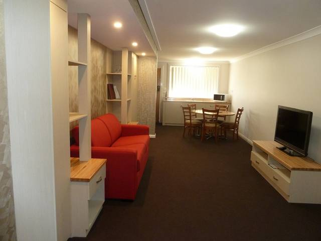 McNevins Tamworth Motel - Australia Accommodation