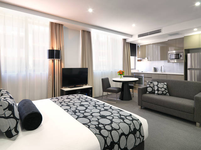 Meriton Serviced Apartments - North Ryde - Australia Accommodation