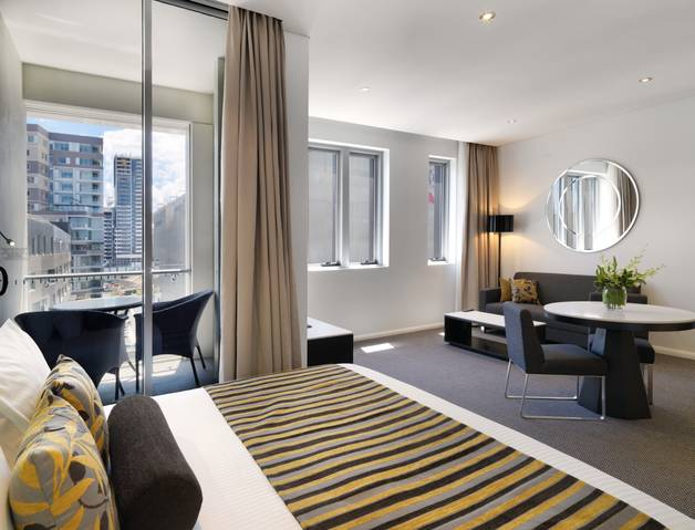 Meriton Serviced Apartments - Zetland - Australia Accommodation