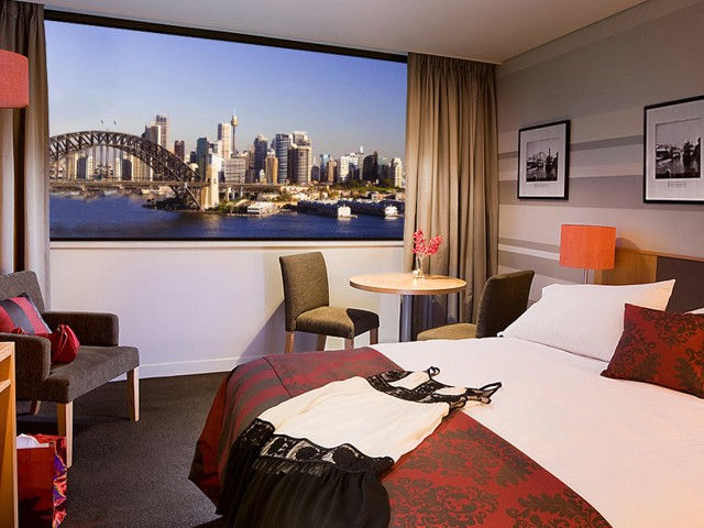 North Sydney Harbourview Hotel - Australia Accommodation