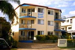 River Sands Holiday Apartments - Australia Accommodation