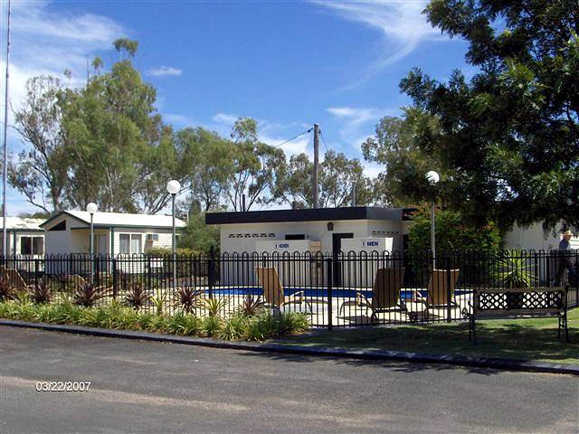 Roma Big Rig Tourist Park - Australia Accommodation