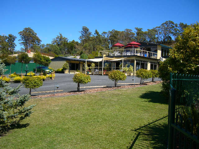 Tamar Cove Motel  Restaurant - Australia Accommodation