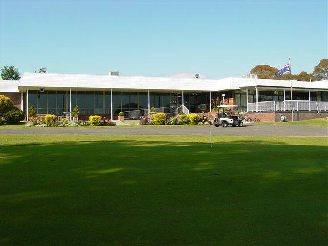 Tenterfield Golf Club and Fairways Lodge - Australia Accommodation